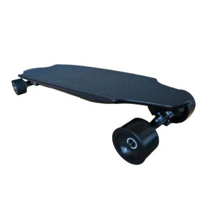 Popular 1000W Power Boosted 4 Wheel Electric Skateboard
