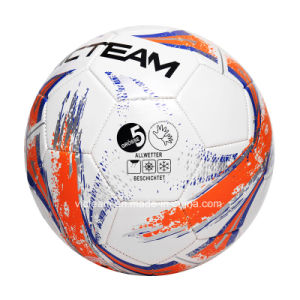 Wholesale Custom Logo Size 5 Training Soccer Ball pictures & photos