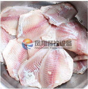 Fgb-270 Small Fish Skin Peeling Removing Machine Catfish Squid Basa Fish Skin Removing Machine with 15-30PCS/Min pictures & photos