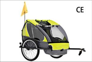 New Design Baby Bike Bicycle Trailer with European Standard Bbt004 pictures & photos