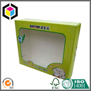 Open Window Color Printing Cardboard Paper Packaging Box pictures & photos
