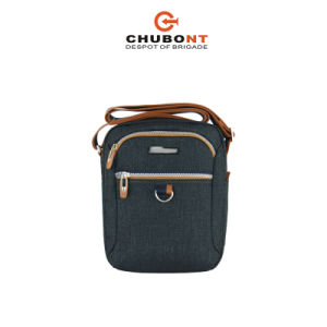 Chubont 2017 New Nylon Waterproof Zipper Fashion Shoulder Bag pictures & photos