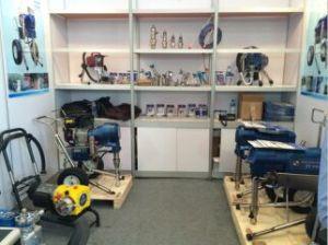 Hb695 Protable Electric Airless Paint Sprayer (diaphragm pump) pictures & photos