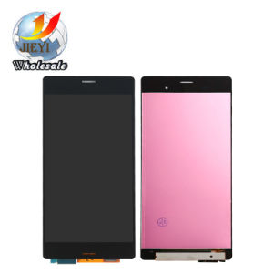 Mobile Phone LCD for Sony Xperia Z3 LCD D6603 D6653 L55t LCD Display Touch Screen with Digitizer pictures & photos