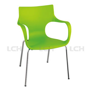 Modern Plastic Dining Room Side Chair pictures & photos