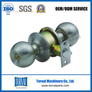 Good Quality Hot Selling Cylindrical Door Knob Lock/ (587) pictures & photos