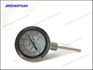 Bt-014 Adjustable Thermometer / Stainless Steel Thermometer / Radial Direction Bimeter Thermometer pictures & photos