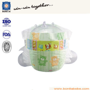Disposable PE Baby Diaper/Nappy pictures & photos