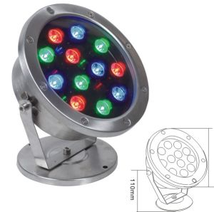 Waterproof LED Fountain Light (HL-PL15) pictures & photos