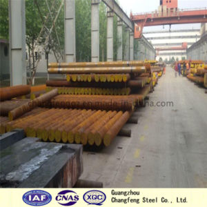 Cold Work Alloy Round Bar Steel (Cr12Mo1V1/SKD11/D2/1.2379) pictures & photos