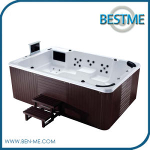 Powerful Outdoor SPA Pool Jacuzzi for Adults (BT-1802) pictures & photos