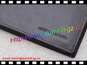 Fashion Trend High Quality Classic Men Leather Wallet pictures & photos