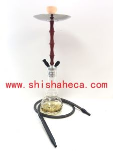 Wholesale Great Quality Aluminum Nargile Smoking Pipe Shisha Hookah pictures & photos