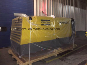 Atlas Copco Mounted Skid Screw Air Compressor pictures & photos