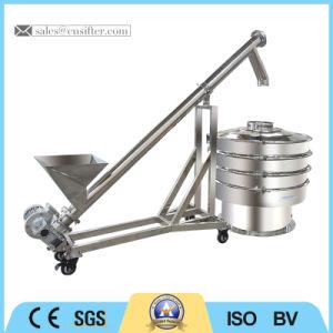 Stainless Steel Powder Flexible Screw Feeder Design pictures & photos