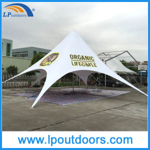 Outdoor Customs Printing Spider Shape Star Tent pictures & photos