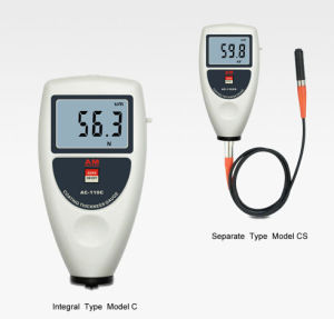 Iron and Non-Ferrous Two Use Coating Thickness Gauges. pictures & photos