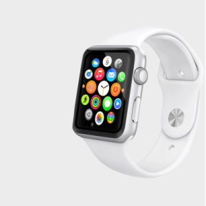 Asahi Glass Delicate Touch Reinforced Glass Film Phone Accessories for Apple Watch