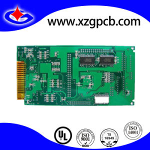 Multilayer Gold Finger PCB, PCBA for Motherboard pictures & photos