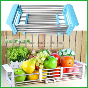 Stainless Steel Kitchenware Dish Drying Rack pictures & photos