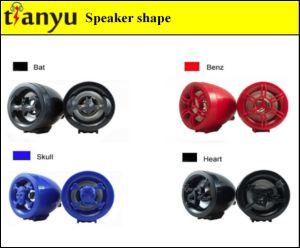 Motorcycle MP3 Player with Bluetooth Function 513 pictures & photos
