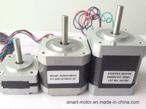 Good Quality NEMA 17 Stepper Motor, Step Angle 1.8 Degree or 0.9 Degree