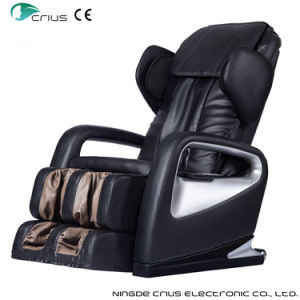 Shiatsu Heating Therapy Jade Massage Chair pictures & photos