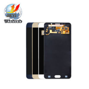 Mobile Phone LCD & Touch Screen Assembly Replacement for Samsung Galaxy Note 5 LCD pictures & photos