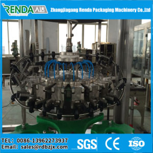 Fully Automatic Glass Bottle Beer Making Machine in Zhangjiagang pictures & photos