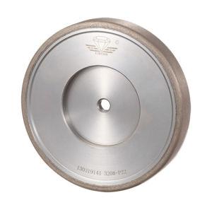 Special Diamond Flat Edge Wheel--Processing Glass