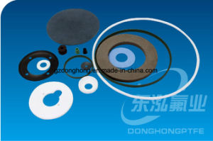 Rubber Seal Plastic Products Teflon PTFE Gasket pictures & photos