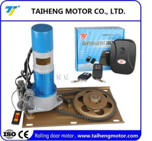 Aluminum 220V electric Motor for Rolling Door pictures & photos