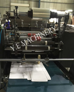 Automatic Paper Box Window Patching Machine with Glue pictures & photos
