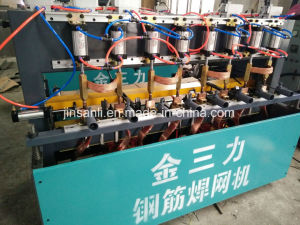Rebar Mesh Welding Equipment Jsl Brand High Quality pictures & photos