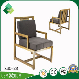 Classic Beach Chair for Single Bedroom in Teak (ZSC-28) pictures & photos