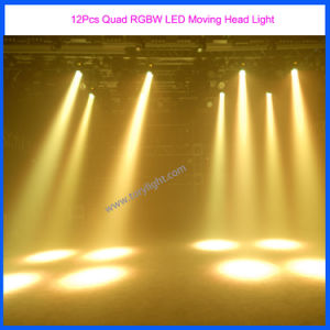 Club Stage Equipment LED 12PCS Moving Head DJ/Disco Light pictures & photos