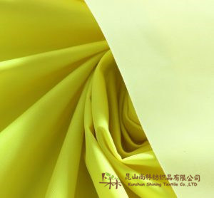 100% Polyester 190t Taffeta Fabric PVC Coating pictures & photos