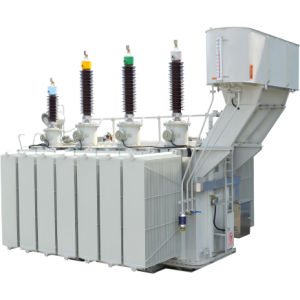 110kv Oil-Immersed Transformer pictures & photos