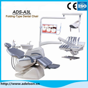 china euro-market! best folding type luxury adelson dental chair