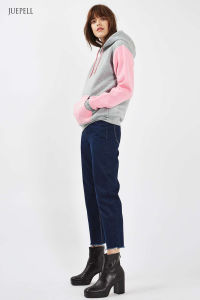New Arrival Clean Colourblock Hoodie pictures & photos