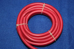 Double Layer High Voltage Silicone Cable with 24AWG pictures & photos