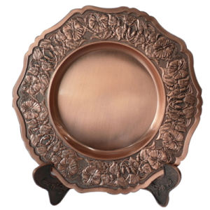 Zinc Alloy Antique Copper Ashtray Souvenirs pictures & photos
