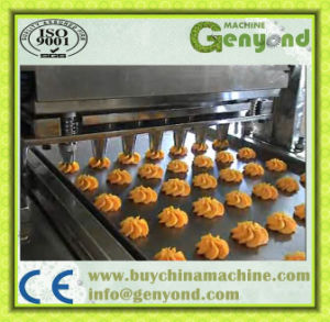 Full Set Automatic Industrial Cookies Cakes Processling Line pictures & photos