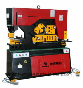 Q35y-25 Hydraulic Combined Punching Shearing pictures & photos
