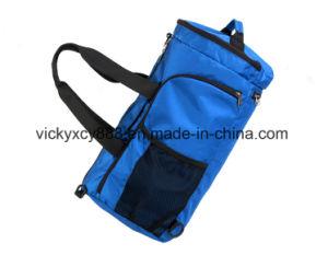 Waterproof Multifunction Double Shoulder Handbag Sports Football Backpack Bag (CY3348) pictures & photos