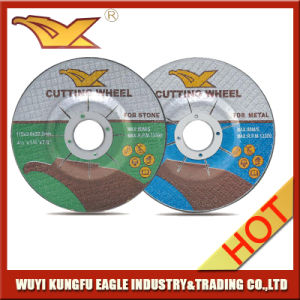 Abrasive Super Thin Metal Cutting Disc (T42) pictures & photos