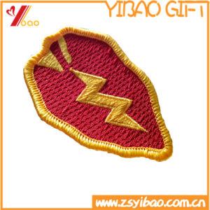 Hot Sales Embroidery of Patch, Badge, Woven Garment Accessories, Flag (YB-PATCH-415) pictures & photos