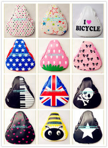 Printed Seat Covers Bike Advertising Bicycle Saddle Cover pictures & photos