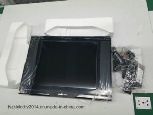 "19"" FHD LED TV/19"" LCD TV with USB HDMI VGA DVB-T2 pictures & photos"
