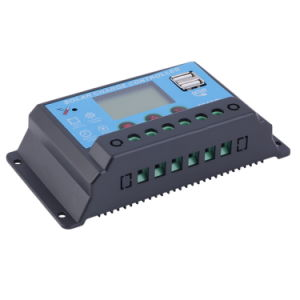 12V 24V Auto Work Solar Charge Controller with USB Output pictures & photos